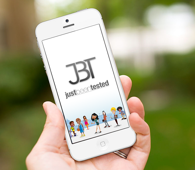 JustBeenTested is a HIPAA Compliant Mobile Clinic